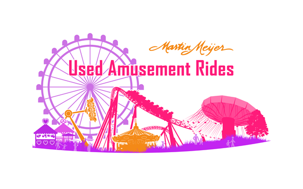 Martin Meijer Used Amusement Rides Used Rides And Spare Parts For Sale